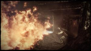 Avion à réaction + extincteur + mongolfière + flammes = lance flammes !