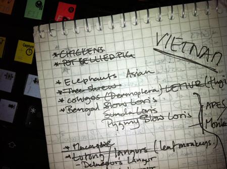 Notepad Vietnam
